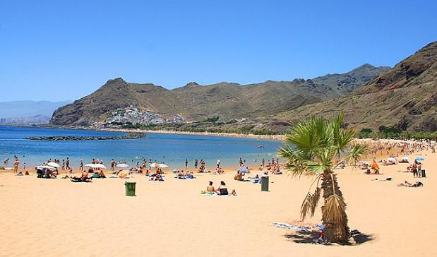 Santa Cruz Beach, Tenerife