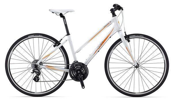 Giant Hybrid Bike - Ladies