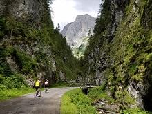 Passo Fedaia Cycling