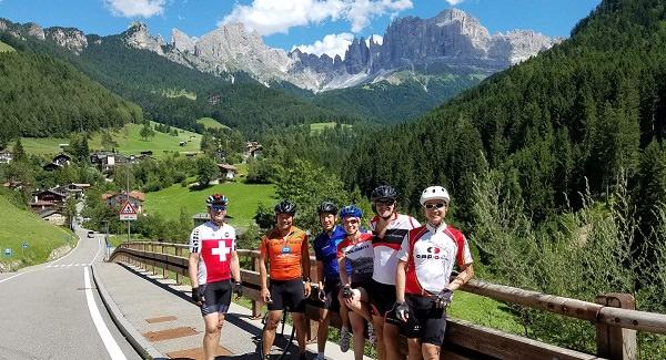 Dolomites & Italian Alps Cycling Holiday
