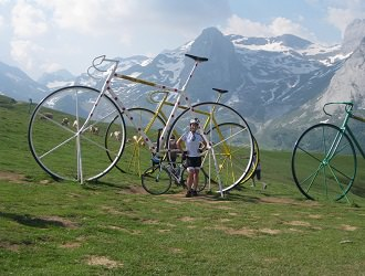 Best cycling climbs in the Pyrenees