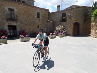 Historic Catalonia Cycling Holiday