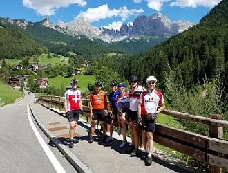 Dolomites & Italian Alps Cycling Tour