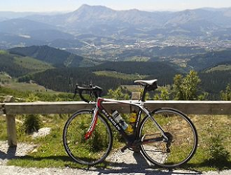 Cycling Holiday Training