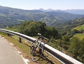 Navarra Cycling Climbs