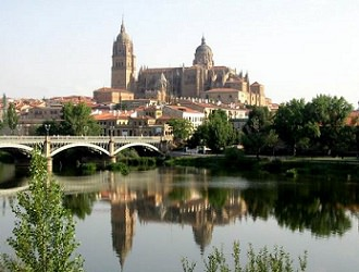 Salamanca-Segovia Old Castile Cycling Holiday
