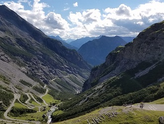 Italian Alps and Dolomites Cycling Climbs