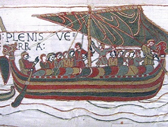 Vikings in Spain