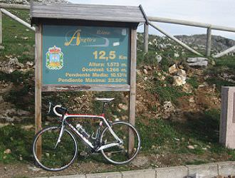 Great Vuelta Climbs Cycling Guided Tour