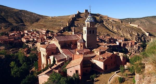 Aragon and Valencia Cycling Holiday