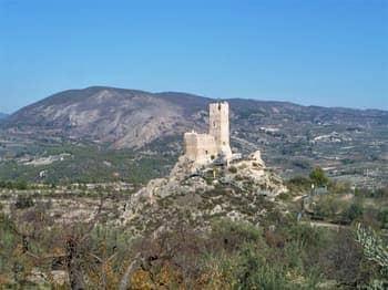 Penella Castle