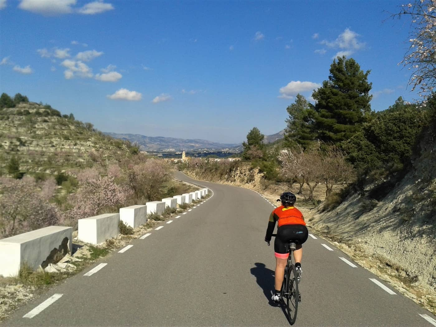Cycling in El Comtat Region