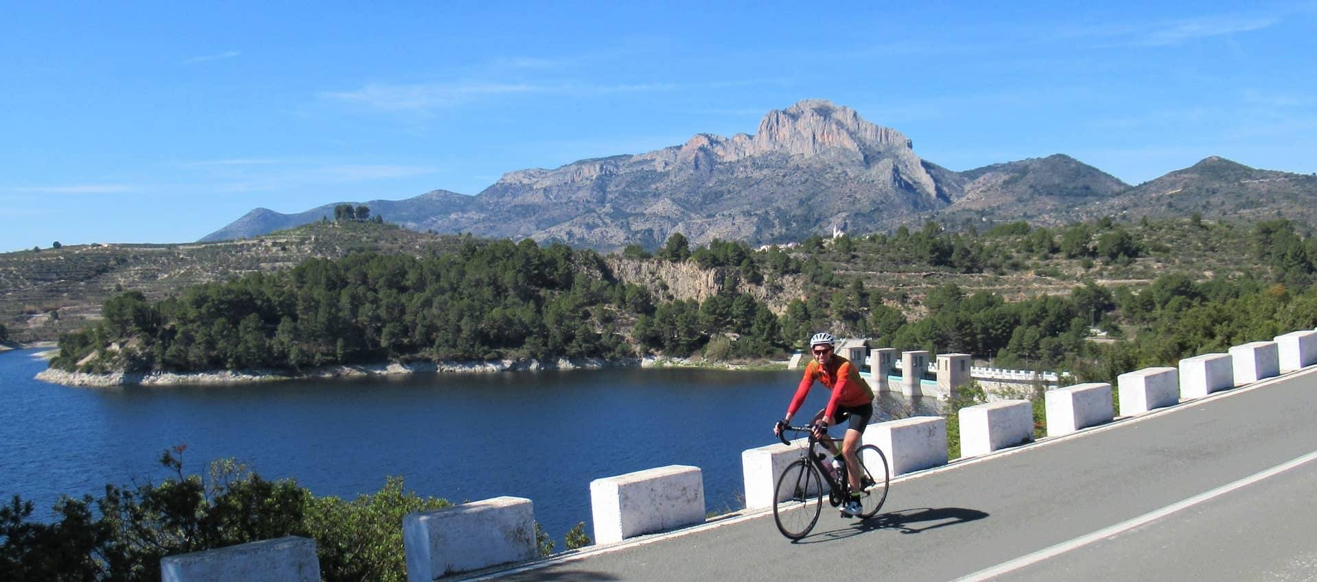 Costa Blanca Castles Self-Guided Cycling Holiday