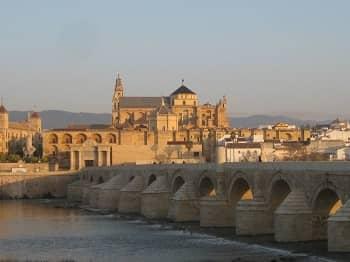 Cordoba Bridge & Mezquita