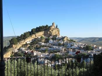 Citadel in Montefrio