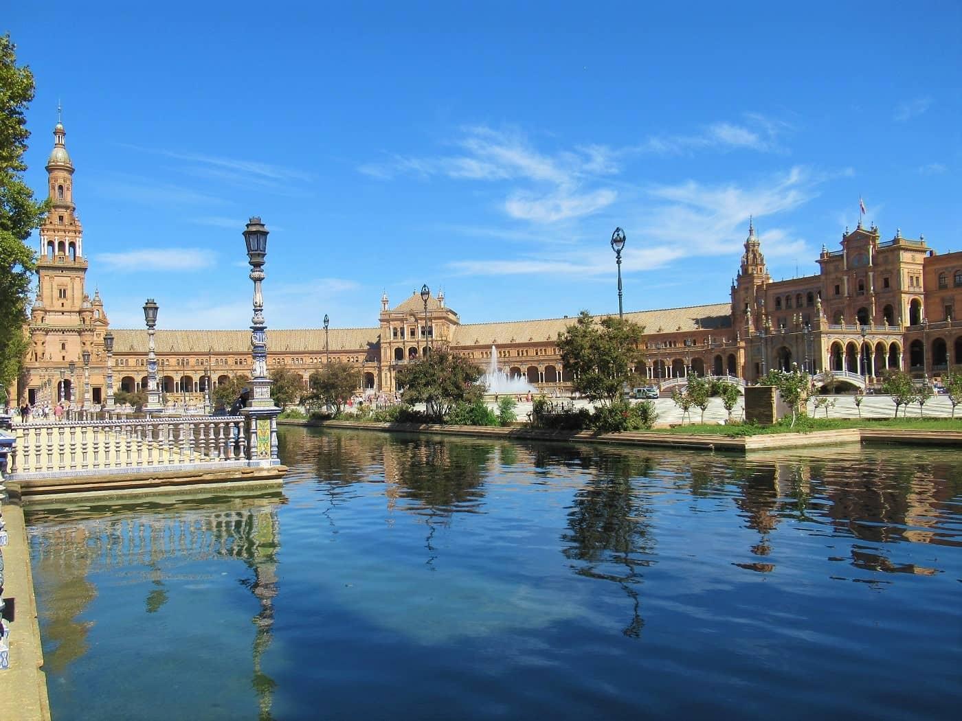 Plaza España - Seville