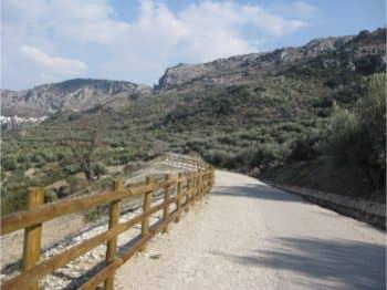Subbetica - Via Verde Cycle Route