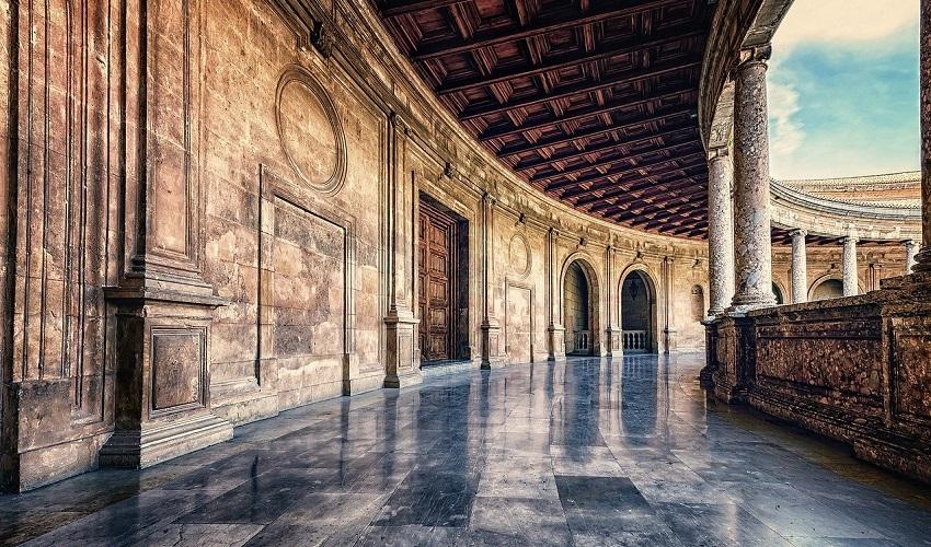 Charles V Palace - Alhambra
