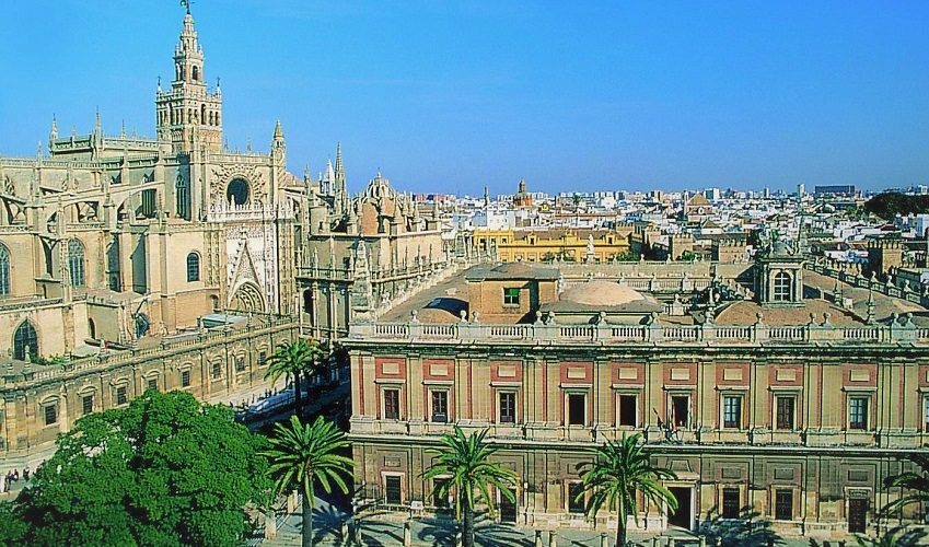 Seville - House of Trade
