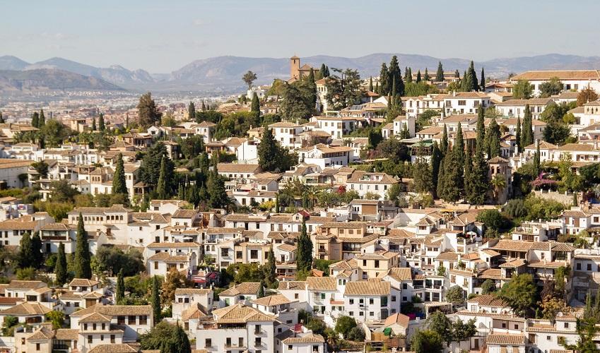 Granada Albayzin