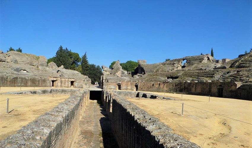 Italica Roman Amphitheatre