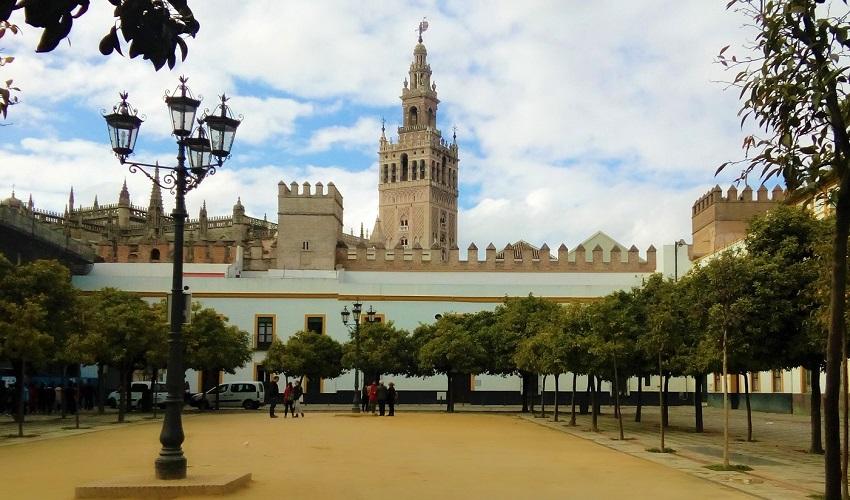 La Juderia - Seville