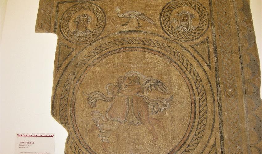 Roman Mosaic- Córdoba