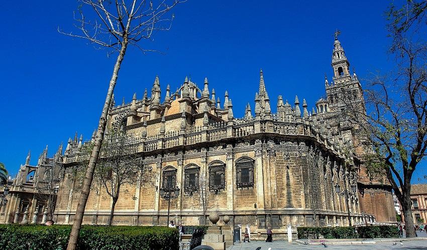 Seville - Cathedral & Giralda