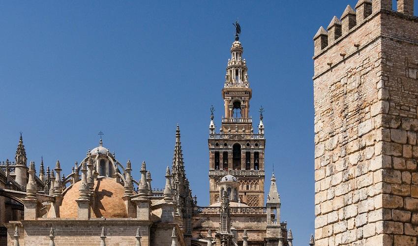 Giralda Minaret - Seville