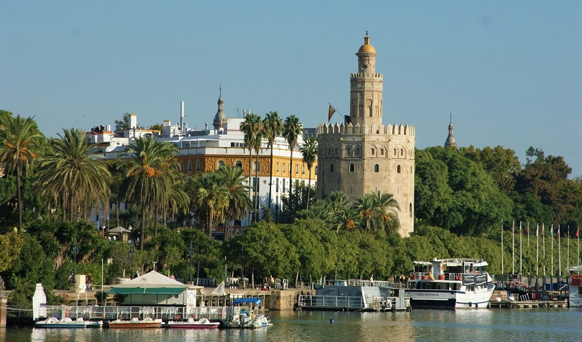 Guadalquivir River - Seville