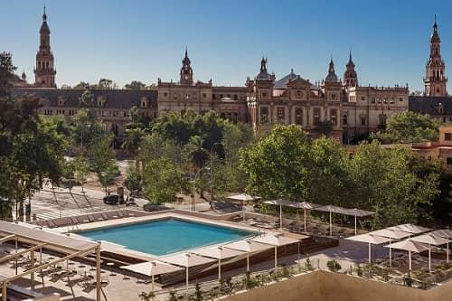 Hotel Melia - Seville