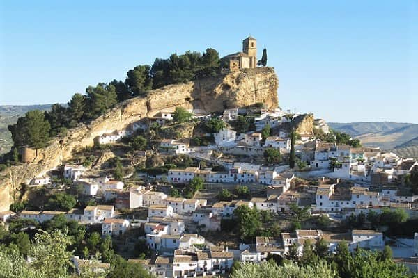 Montefrio White Village, Andalucia