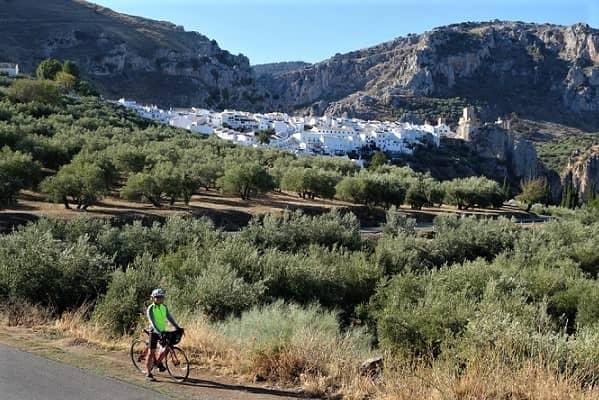 Zuheros, Andalucia
