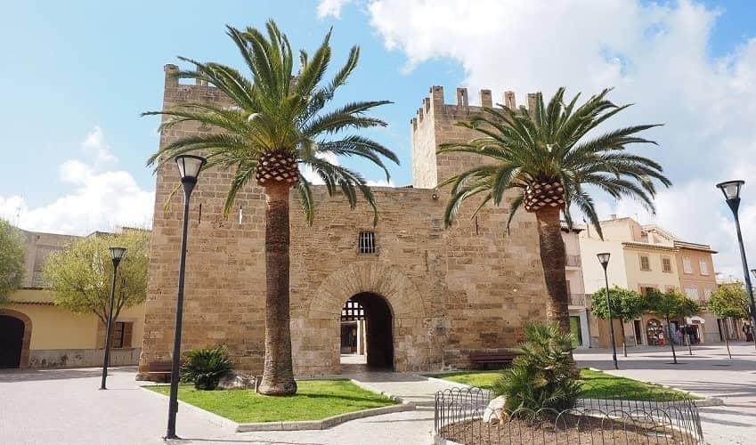 Alcudia Medieval Gate