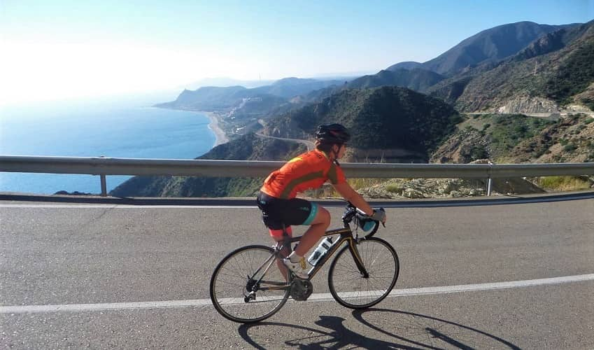 Almeria Winter Cycling