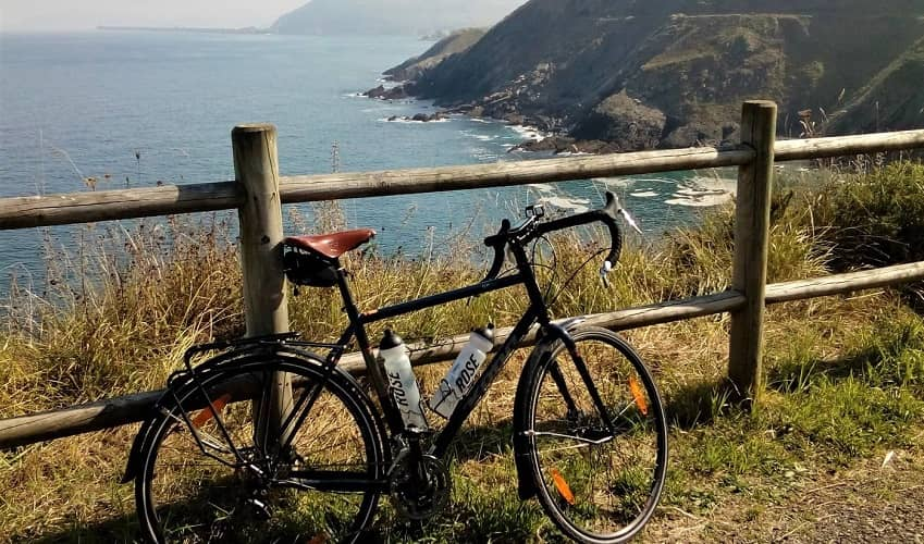 Touring Bikes in Zarautz