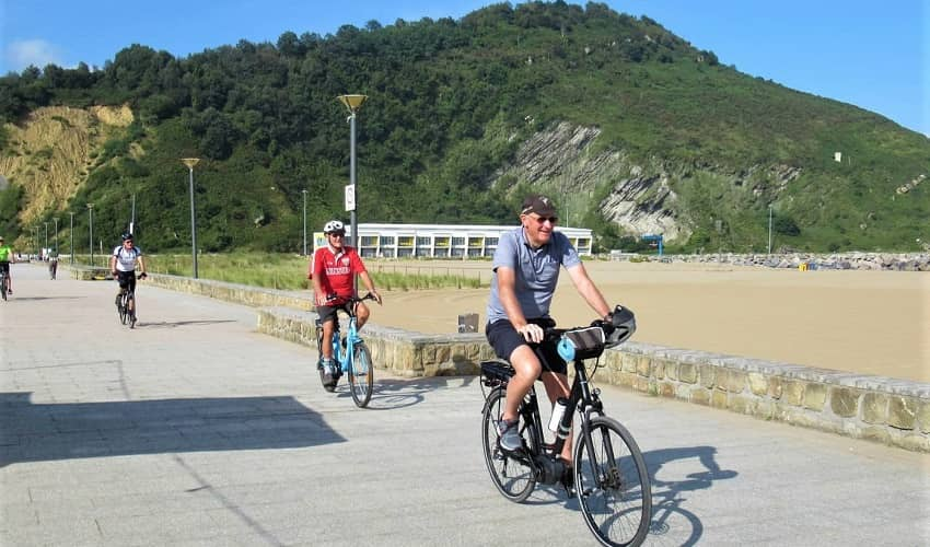 Cycling Basque Country