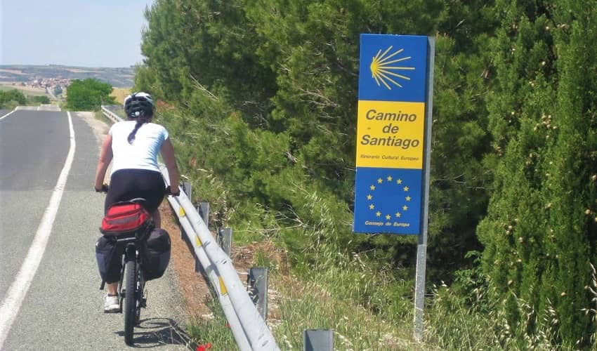 Cycling the Camino Frances