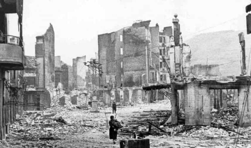 Gernika Ruins