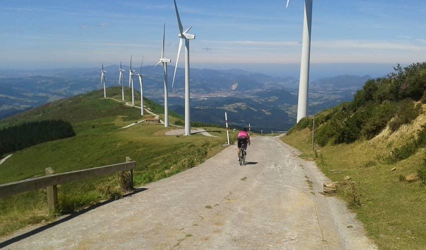 Wind Farms - Monte Oiz