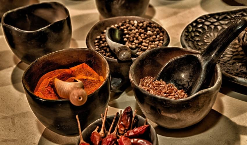 Paprika Spices