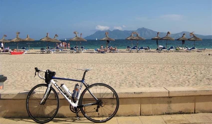 Pollensa Beach, Mallorca