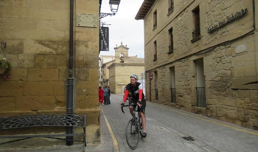 Historic Streets in Rioja