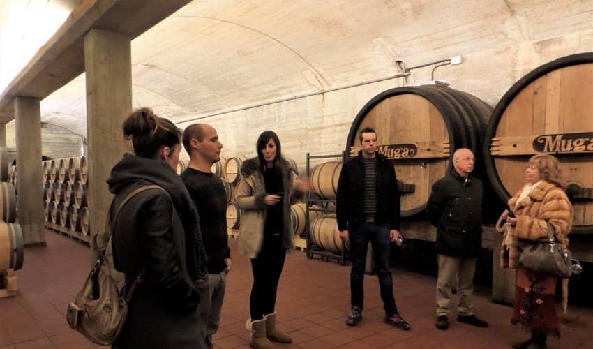 Rioja Wine Tasting