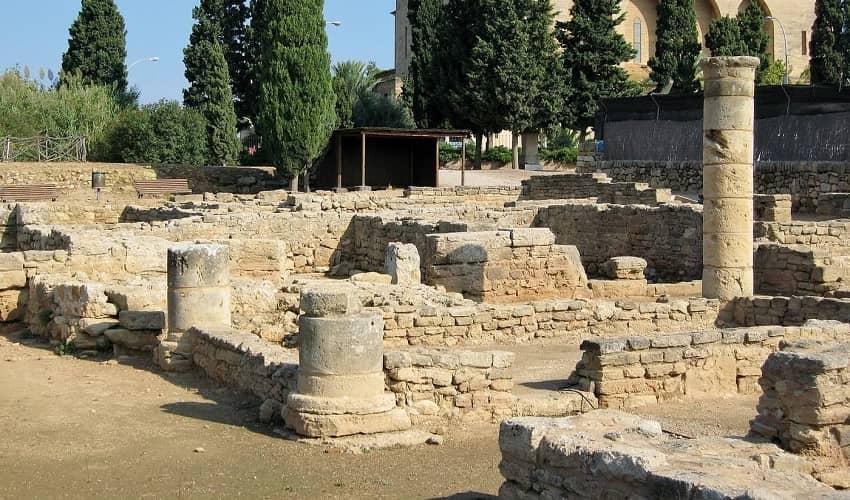 Pollentia Roman Ruins