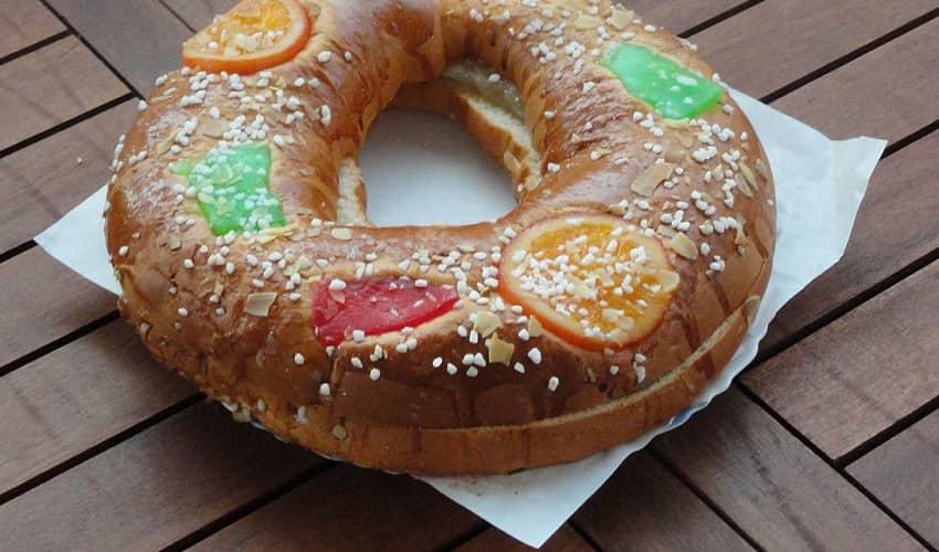 Roscon Cake