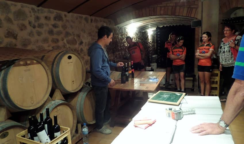 Mallorca Wine Tasting