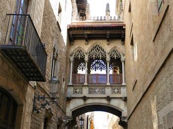 Barcelona Historic Center