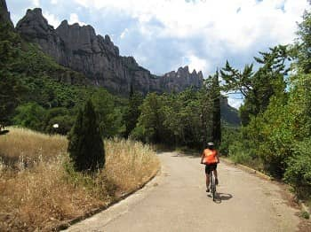 Pleasant Cycling Routes, Catalonia