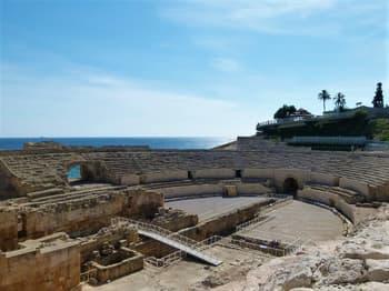 Roman Amphitheatre - Tarragona